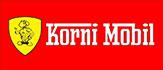 KORNI MOBIL, PRODAJA RABLJENIH VOZIL, ELVIS BILBIJA S .P . Logo